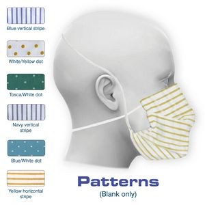 Pattern Cotton Mask